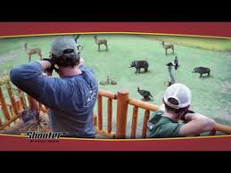 backyard archery set build your own archery range with shooter 3d targets youtube