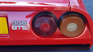 ferrari tail lights used ferrari 308 gts right hand drive only 184 right hand drive
