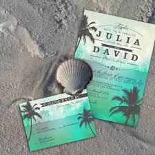 creative ideas for beach wedding invitations registaz com