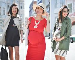 style statement necklace images Bump style the secrets to 9 to 5 chic 39 s maternity style staples jpg