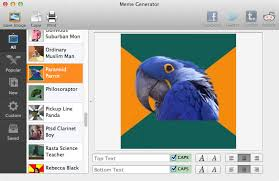 Meme Generator For Mac - turn your mac into a digital meme generator with a free app mac360
