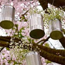 Tin Vases Wedding Products Wedding Products