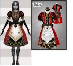 Alice Madness Returns Halloween Costume Aliexpress Buy Anime Madness Returns Alice Royal Poker