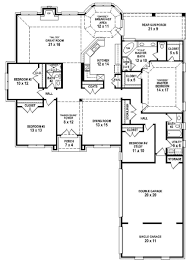 house plans 4 bedroom house plans with bat country home plans