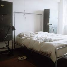best 25 pipe bed ideas on pinterest industrial bed frame