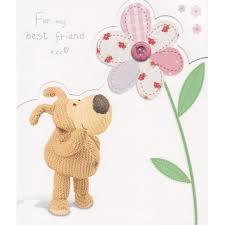 best friend birthday card boofle happy birthday greeting