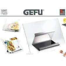 porte livre cuisine porte livre cuisine le lutrin de cuisine gefu libro est un porte