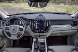 volvo xc60 interior 2017 2018 volvo xc60 our review cars com