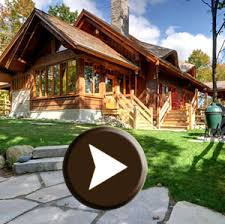 Cottages In Canada Ontario by Handcrafted Log Homes And Timberframes By Davidson