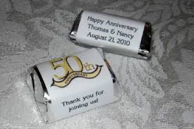 50th anniversary party favors anniversary party favors favors design ideas anniversary favors for