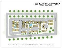 one and two bedroom apartments in austin tx view site map
