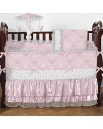 Jojo Crib Bedding Amazing Deal On Sweet Jojo Designs 9 Crib Bedding Set