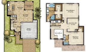 two story house floor plans the 17 best two story 4 bedroom house plans building plans