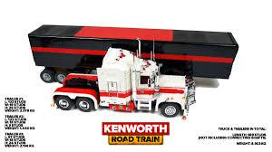 a model kenworth sariel pl kenworth road train