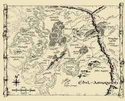 Narnia Map Pellinor Series Map Fantasy Maps Pinterest Fantasy Map Geek