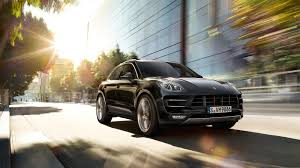 porsche macan agate grey macan turbo performance