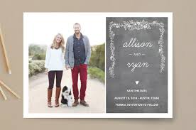 postcard save the dates chalkboard save the date postcards by simplete design minted