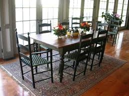 Shaker Style Dining Room Furniture Shaker Style Kitchen Table And Chairs Arminbachmann