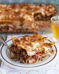 how to make vegetarian thanksgiving lasagna recipe my