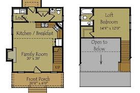 Small Guest House Plan Guest House Floor Plan Little Big House Big House Plans
