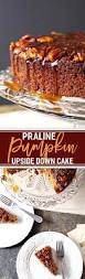 cake thanksgiving praline pumpkin upside down cake the speckled palate