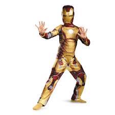 halloween iron man costume kids iron man 3 boys iron man classic costume 20 99 the