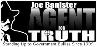 Joe Banister Who Is The Agent For Truth