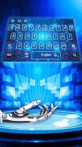 ai keyboard apk blue robot ai keyboard future light 10001002 apk android 4 0 x
