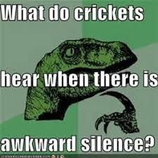 Crickets Meme - crickets meme bing images un furry friends pinterest