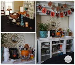 Interior Our New Re Decorated Halloween House 2016 Sometimes Martha Always Mary