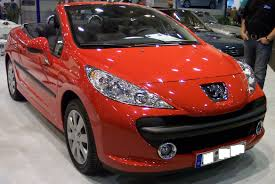 peugeot 207 red file peugeot 207cc 2007 orange vr tce jpg wikimedia commons