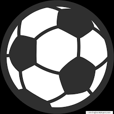 soccer football emoji coloring pages