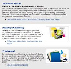 create a yearbook yearbook fusion desktop publishing traditional yearbook look