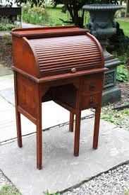 vintage roll top desk value furniture desks secretaries 1900 1950 antiques browser