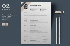 Eye Catching Resume Templates 50 Best Resume Templates For Word That Look Like Photoshop Designs