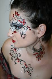 comic strip halloween makeup 1899 best face paint themes images on pinterest make up