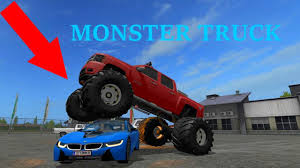 future bugatti truck monster truck in fs17 youtube