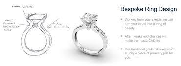 bespoke jewellery bespoke engagement rings london custom engagement rings hatton