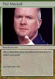 Mitchell Meme - phil mitchell card by fall0utboyr00l on deviantart