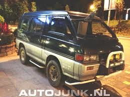 mitsubishi delica 4x4 mitsubishi delica 4x4 foto u0027s autojunk nl 185371