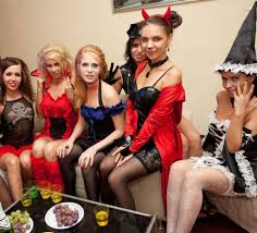 halloween party ideas for girls amuse your guests with terrifying halloween parties 2014