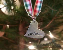 cleveland ornament etsy