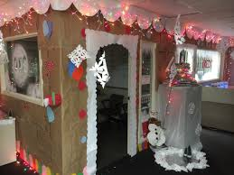 stylish design ideas winter wonderland office decorating