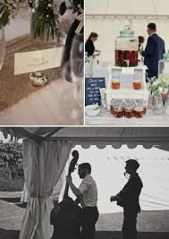 vintage inspired stylish wedding at the walled garden cowdray with