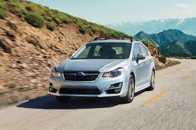 hatchback subaru inside 2015 subaru impreza refreshed with new features improved mpg