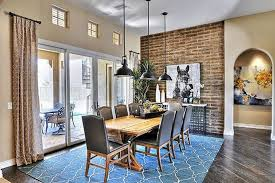 59 stylish rustic style home decor ideas to furnish your 22 elegant dining rooms with upholstered chairs images