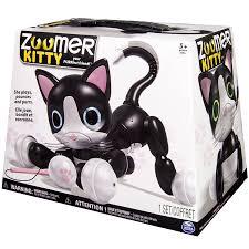 amazon zoomer kitty interactive cat toys u0026 games