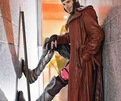 Gambit Halloween Costume Men Gambit Costume