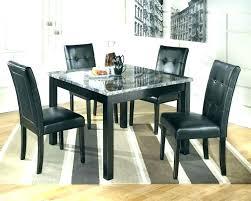 black granite top dining table set granite dining room table black granite dining room table with well