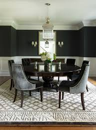 Decorate Round Dining Table Contemporary Round Dining Table Dining Room Traditional With Area